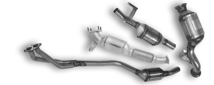 Meget gode priser på parallel-importerte direct-fit katalysatorer, til utallige merker og biltyper.