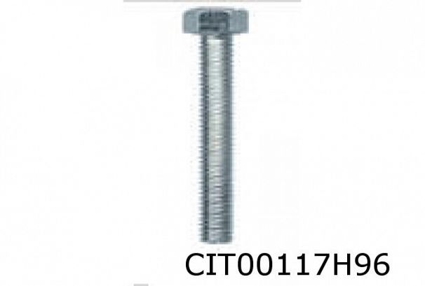 M7X40mm Bolt (100stk)