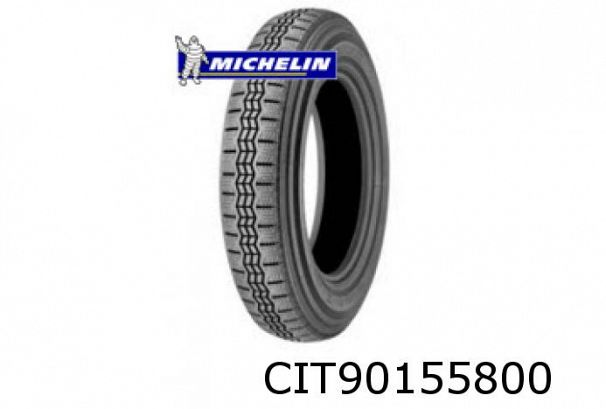 dekk 125/15 2cv michelin