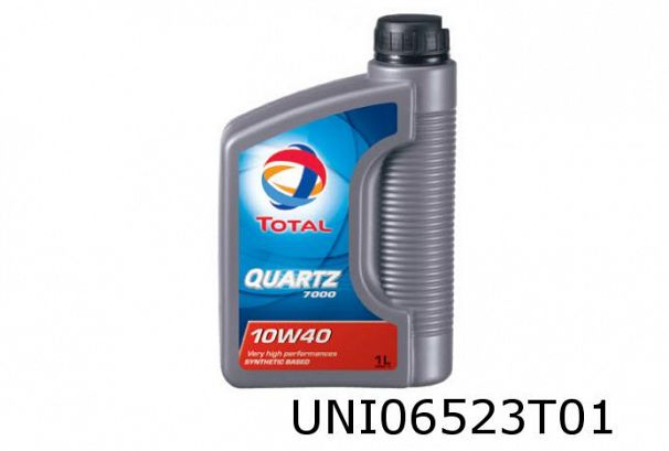 quartz 7000 10w40 total 1ltr