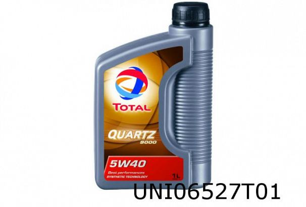 quartz 9000 05w40 total 1ltr