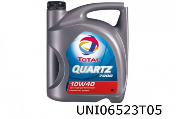 quartz 7000 10w40 total 5ltr